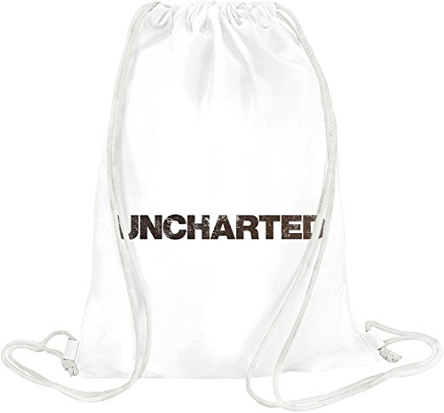 Uncharted Logo Borsa morbida