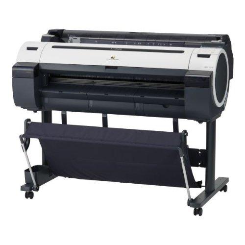 Canon imagePROGRAF iPF750 – Großformatdrucker (10 – 80%, 1304 x 870 x 1062 mm, AC 100-240V (50/60Hz), ± 0.1%, Ethernet, USB, GARO, HP-GL/2) - 2