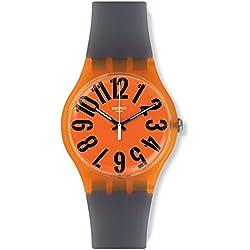 Watch Swatch New Gent SUOO103 LARANCIO