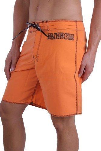 Energie Badehose Badeshorts Bermuda Boardshort #21 Orange