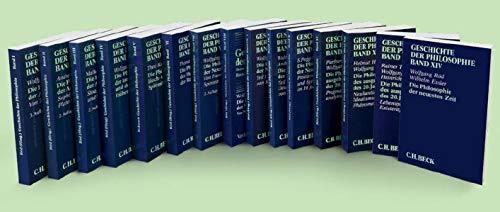 Geschichte der Philosophie  Gesamtwerk: In 14 Bänden