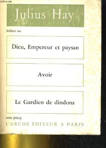 Dieu Empereur Et Paysan [Pdf/ePub] eBook