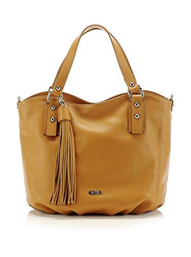 Keshia Shopper Leather Unica