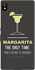 DailyObjects Margarita Mobile Case For Sony Xperia Z3 Plus