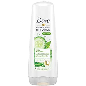 Dove Damage Therapy Cool Moisture Shampoo Cucumber and Green Tea 12 Ounce