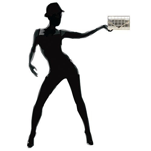 CASPAR Fashion, Poschette giorno donna Champagne