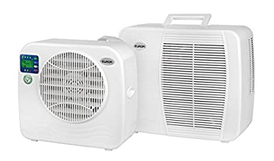 Eurom Air Conditioner AC2401 Caravan, Bus Camper, Caravan, Mobile Home, Caravan, Camping, Boat, Office or Home. Improved Model of the Legendary Air AC2400
