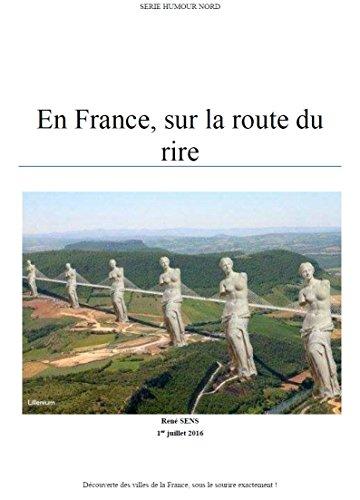 Couverture du livre En France, sur la route du rire