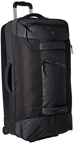 Volcom International Koffer, 76 cm, 118 Liter, Black - Volcom-print-rucksack
