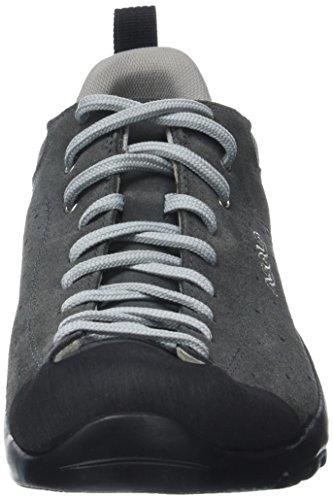 Asolo Shiver Gv mm, Chaussures de Randonnée Basses Homme Gris (Graphite)