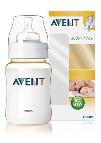 Philips Avent 9 Ounce/260ml Feeding Bottle (Single Pack)