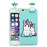 Rose-Otter Compatible pour Housse Coque Apple iPhone 5 5S Se Etui Silicone TPU Gel...