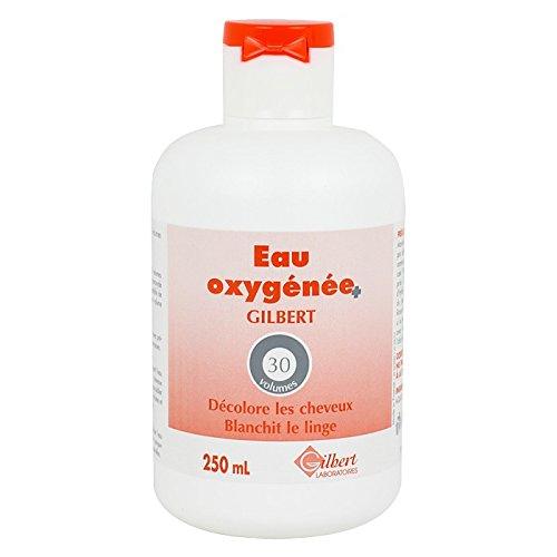 Eau oxygénée 30 volumes 250 ml