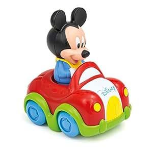 Clementoni - 14391.7 - Voiture Musicale de Mickey