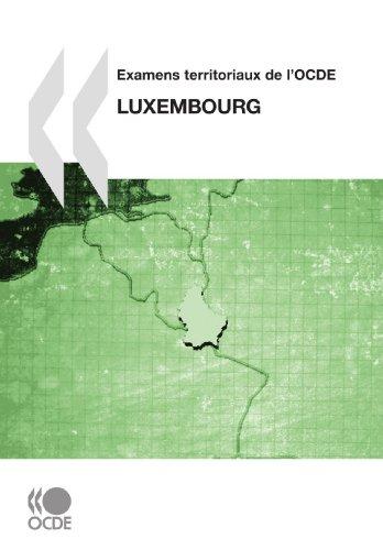 Luxembourg - Examens territoriaux de l'OCDE