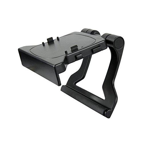 Soporte del sensor para xbox 360 kinect - SODIAL(R)Sostenedor de clip de instalacion de TV Soporte para XBOX 360 kinect Sensor