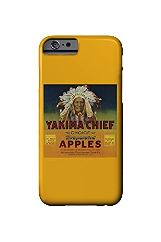 Yakima Chief Apple Label (iPhone 6 Cell Phone Case, Slim Barely There)