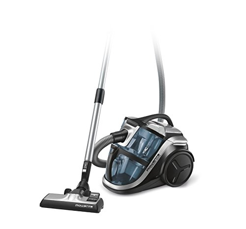 Rowenta RO8366EA Silence Force Multicyclonic Animal Care Pro Aspirateur-traîneau multicyclonique