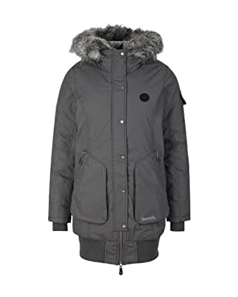 Bench Damen Jacke Jacke Icefloe grau (raven (GY159)) Large