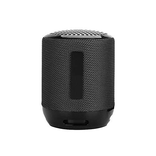 YJLOVK Bluetooth-Lautsprecher Drahtlose Bluetooth-Lautsprecher wasserdicht tragbare Musiksäule Stereo Bass Subwoofer PC Boombox Mini-Sound-Box Radio mi fo