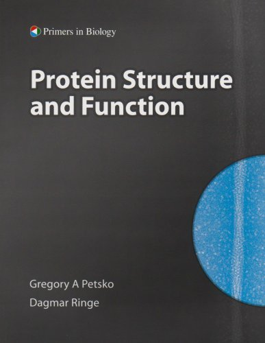 [ PROTEIN STRUCTURE AND FUNCTION BY RINGE, DAGMAR](AUTHOR)PAPERBACK