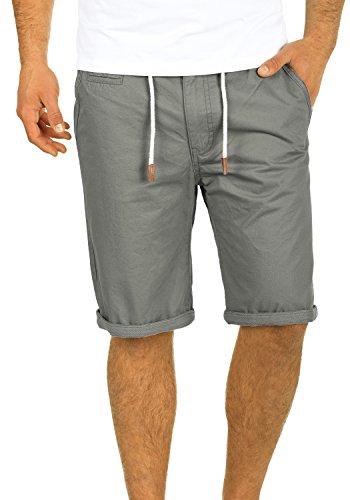 BLEND 20701249ME Chino Shorts, Größe:XXL;Farbe:Granite (70147) - China Farben