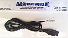 Classic Game Source Inc. 8FT 9 Pin Replacement Cable Cord Wire to Repair Amiga CD32 Controller Joystick