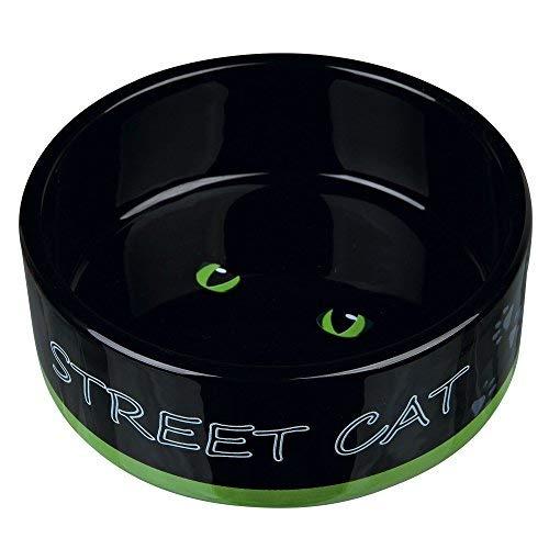 Trixie Street ceramica ciotola per gatti, 0.3litri