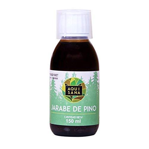 Piniensirup mit Echinacea, Propolis, Vitaminen und Mineralstoffen- Aquisana- 150 ml. An Vitamin C, Kupfer und Zink reicher Sirup. Diese Inhaltsstoffe tragen zum korrekten...