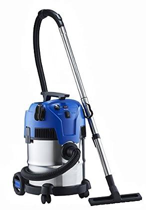 Nilfisk Multi II 22 Aspirador De Bricolaje, 270 W, 22 litros, Azul/Gris