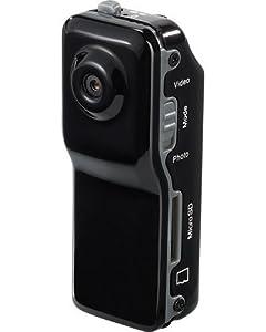 camaras en miniatura para espionaje: Somikon - Minicámara de acción 3 en 1 (con activación por voz)