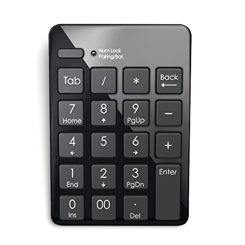 Satechi® Bluetooth ワイヤレステンキー 20キー iMac, Macbook, ノートパソコン / デスクトップ / WindowsとOS Xに対応