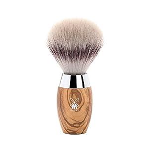 MÜHLE – Rasierpinsel – KOSMO Serie – Silvertip Fibre® – Olivenholz