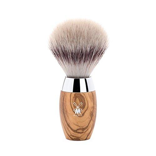 MÜHLE - Rasierpinsel - KOSMO Serie - Silvertip Fibre® - Olivenholz -