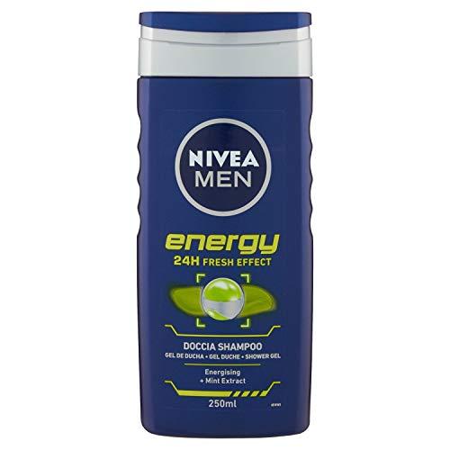 Nivea Men Doccia Shampoo Energy 250 ml