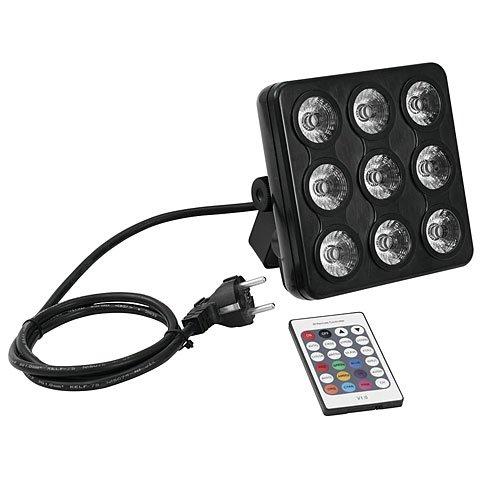 eurolite LED Party Panel RGB+UV - RGB+UV QCL LED Panel