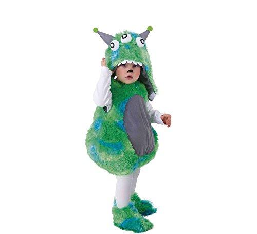 Kostüm Aliens Baby - Haunted House Kostüm Alien Inf, Mehrfarbig (Rubies S8503-T)