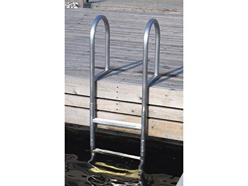 Badeleiter Aluminium 5 Stufen