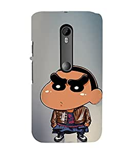 EPICCASE Chin Sang Mobile Back Case Cover For Moto X Play (Designer Case)