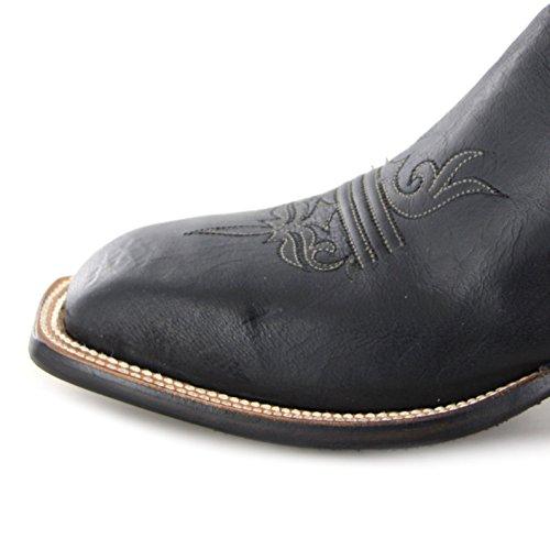 Lucchese Stiefel CL8008 Damen Westernreitstiefel Black