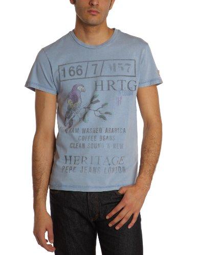 pepe-jeans-camiseta-para-hombre-talla-44-color-azul-soho-blue