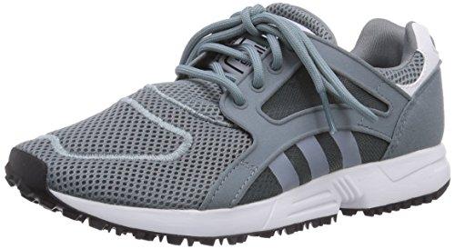 adidas Racer Lite, Baskets Basses mixte adulte Gris - Grau (Ash Stone S15-St/Ftwr White/Core Black)