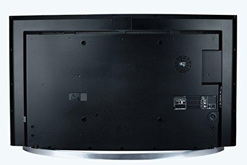 Grundig Fine Arts FLX 9591 SP 139 cm (55 Zoll) Curved Fernseher (Ultra-HD, Triple Tuner, 3D, Smart TV) -