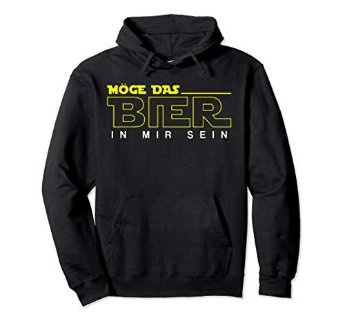 Möge Das Bier In Mir Sein Lustig Pullover Hoodie