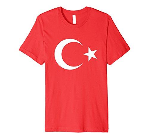 Türkei Flagge Türk Bayragi T-Shirt I Türk Vatan Atatürk (Türkei Shirts)