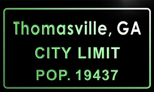 t71241-g-thomasville-ga-city-limit-pop-19437-indoor-neon-sign