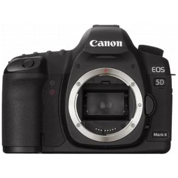 Canon - EOS 5D Mark II - Digital camera - SLR - 21.1 Mpix - body only - supported memory: CF, Microdrive