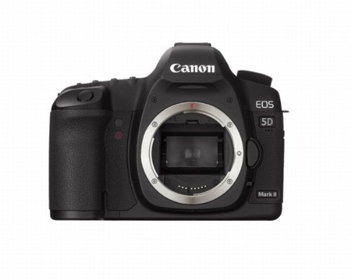 Canon EOS 5D Mark II SLR-Digitalkamera (21 MP) Gehäuse -
