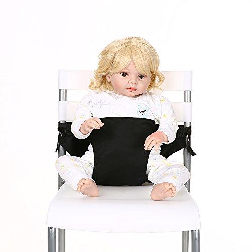 Preisvergleich Produktbild Decdeal Tragbar Baby Stuhl-Sitzgurt Esszimmerstuhl Sicherheitsgurt für Babys Kleinkind