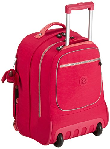 Kipling - CLAS SOOBIN L - Grand sac à dos - Flamb Shell C - (Rose)